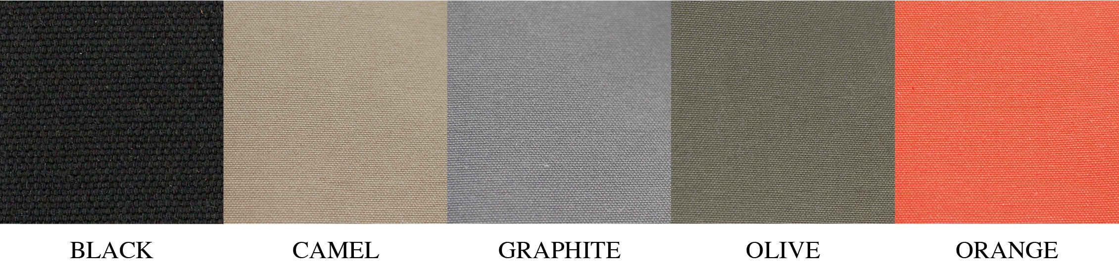mahiout canvas materials