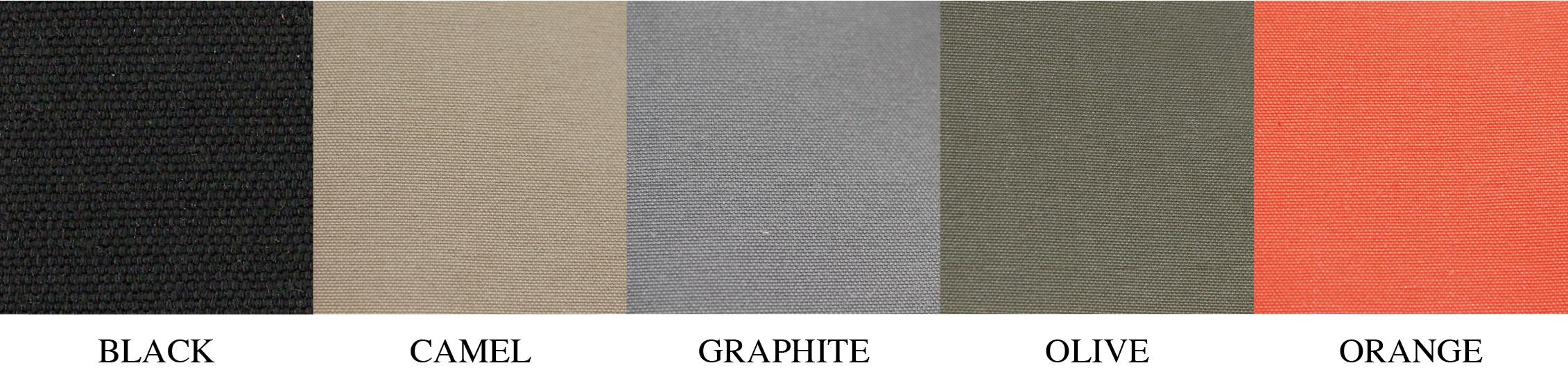 mahiout canvas materials
