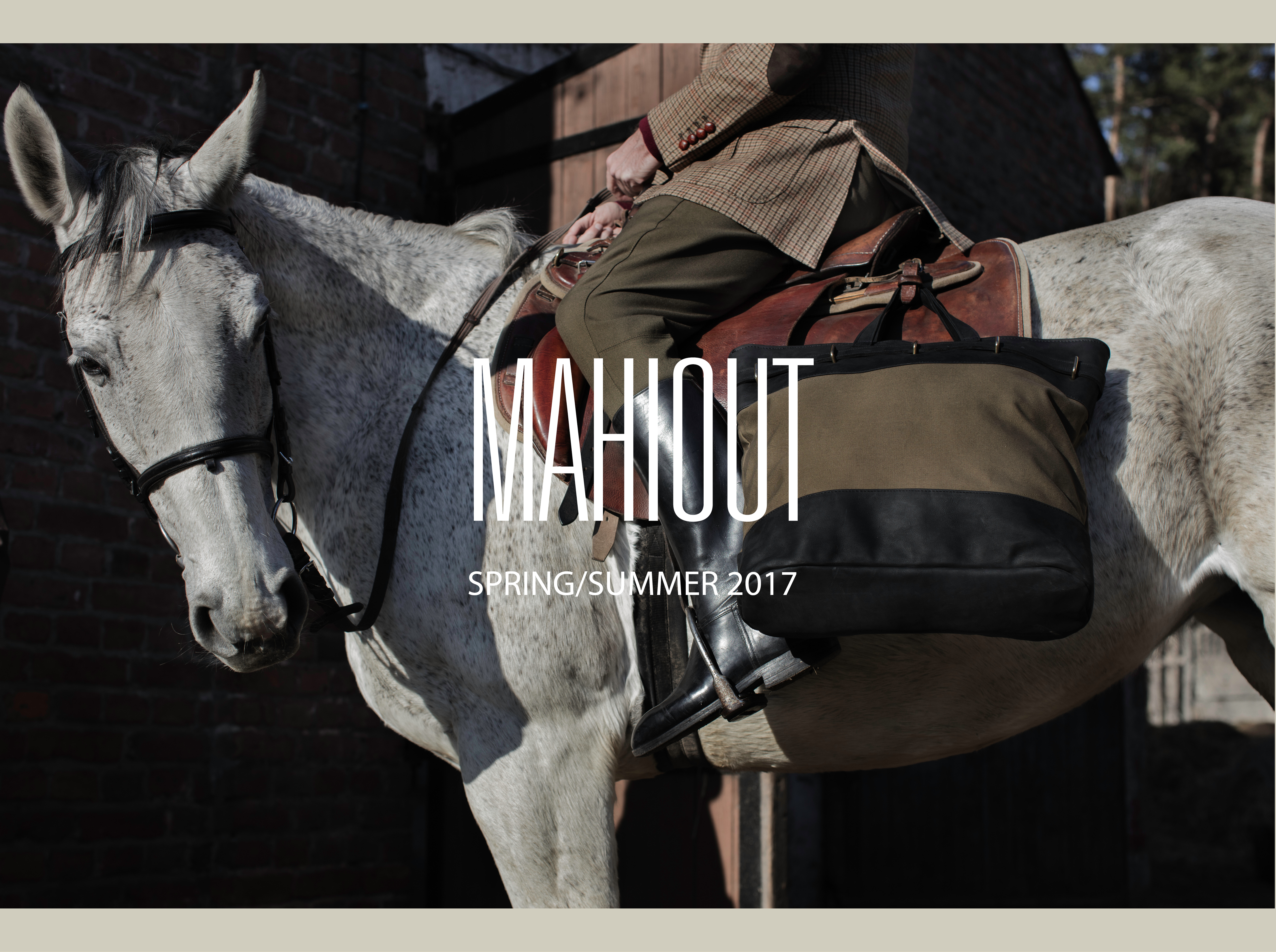 mahiout lookbook ss17 bags accessories luggage
