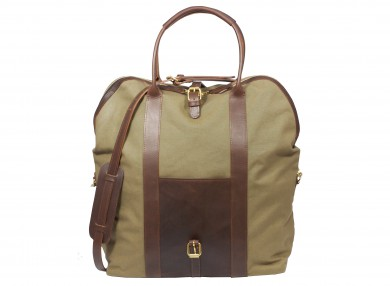 Mahiout Doc bag, travel, weekend bag, vegetable tanned leather, designer bag, luxury bag