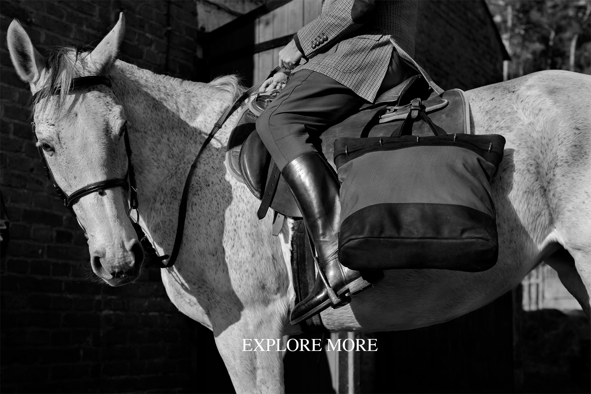 Mahiout stable shooting of luxury bags and backpacks luggage and leather goods
