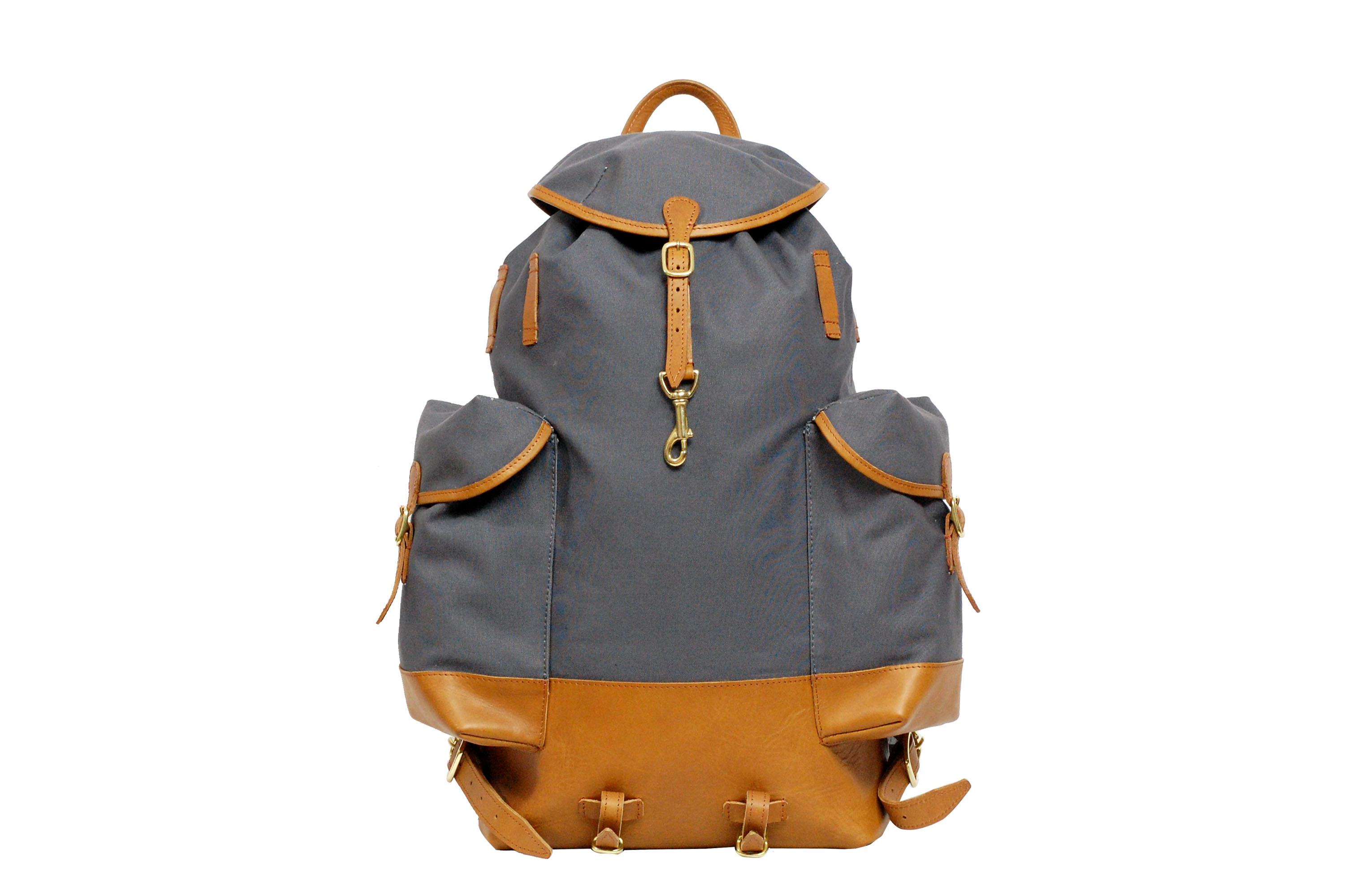 mahiout perce-neige backpack, designer bag, luxury