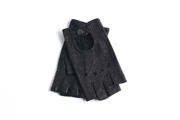 Glovelettes noirs coup Nr3